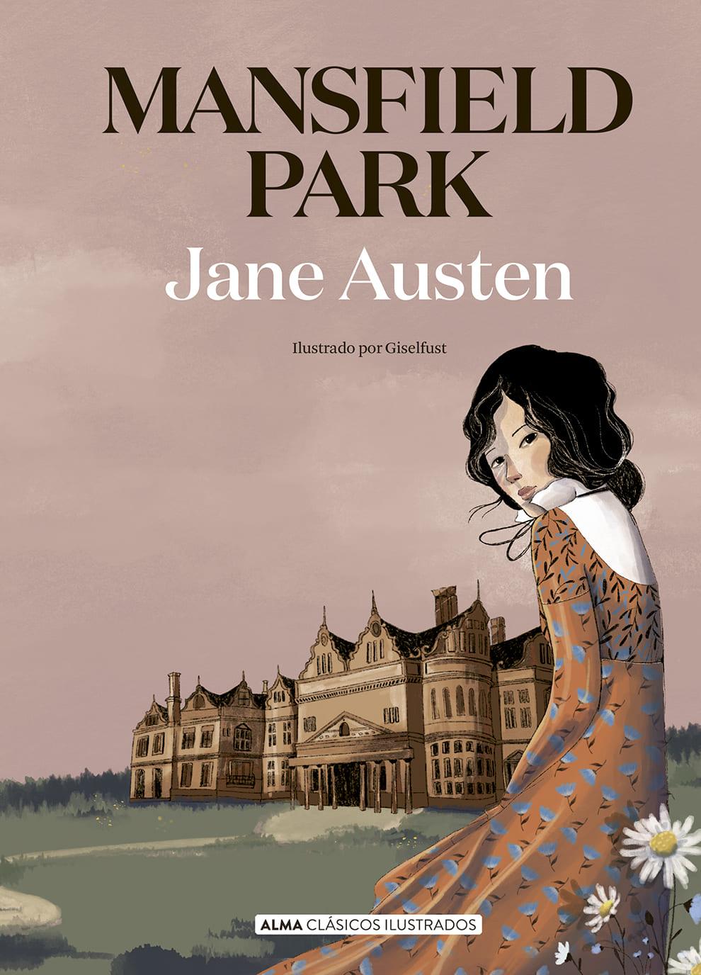 Nueva edición ilustrada de Mansfield Park