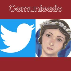Comunicado sobre Twitter SalonJaneAusten