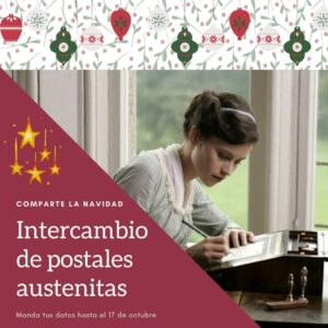 Intercambio de postales 2021